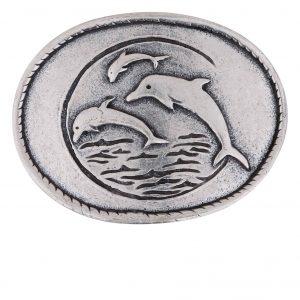 Unsere Gürtelschließen Gürtelschnallen: WechselSchließe Wechselschnalle Wechselschließe Delfin Familie