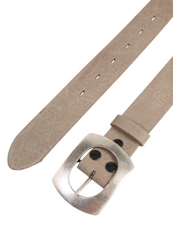 Wechselgürtel Ledergürtel mit Wechselschnalle Wechselschließe SPA Dorn